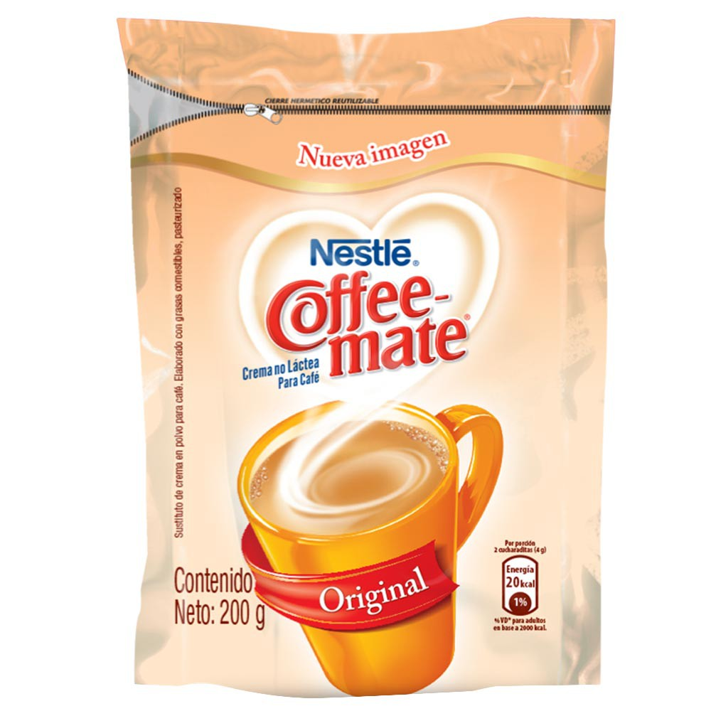 Coffee -Mate Doypack x 200 g.