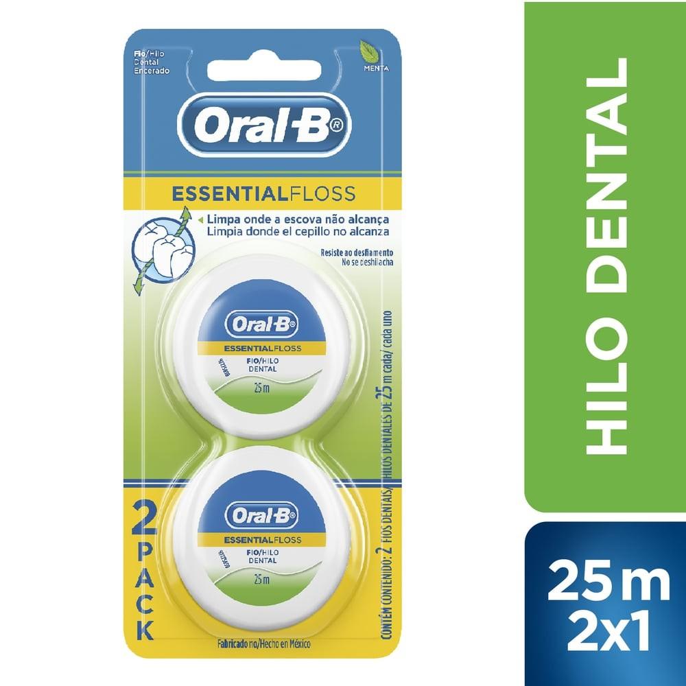 Hilo dental essential floss