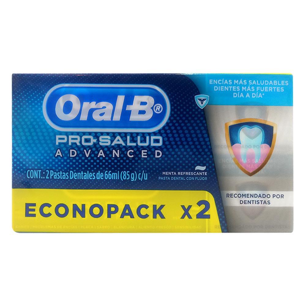 Crema dental Oral-B pro-salud advanced