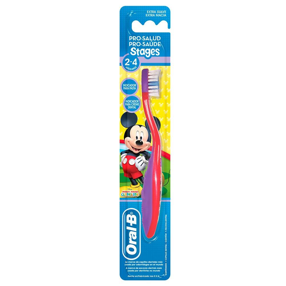 Cepillo dental kids mickey