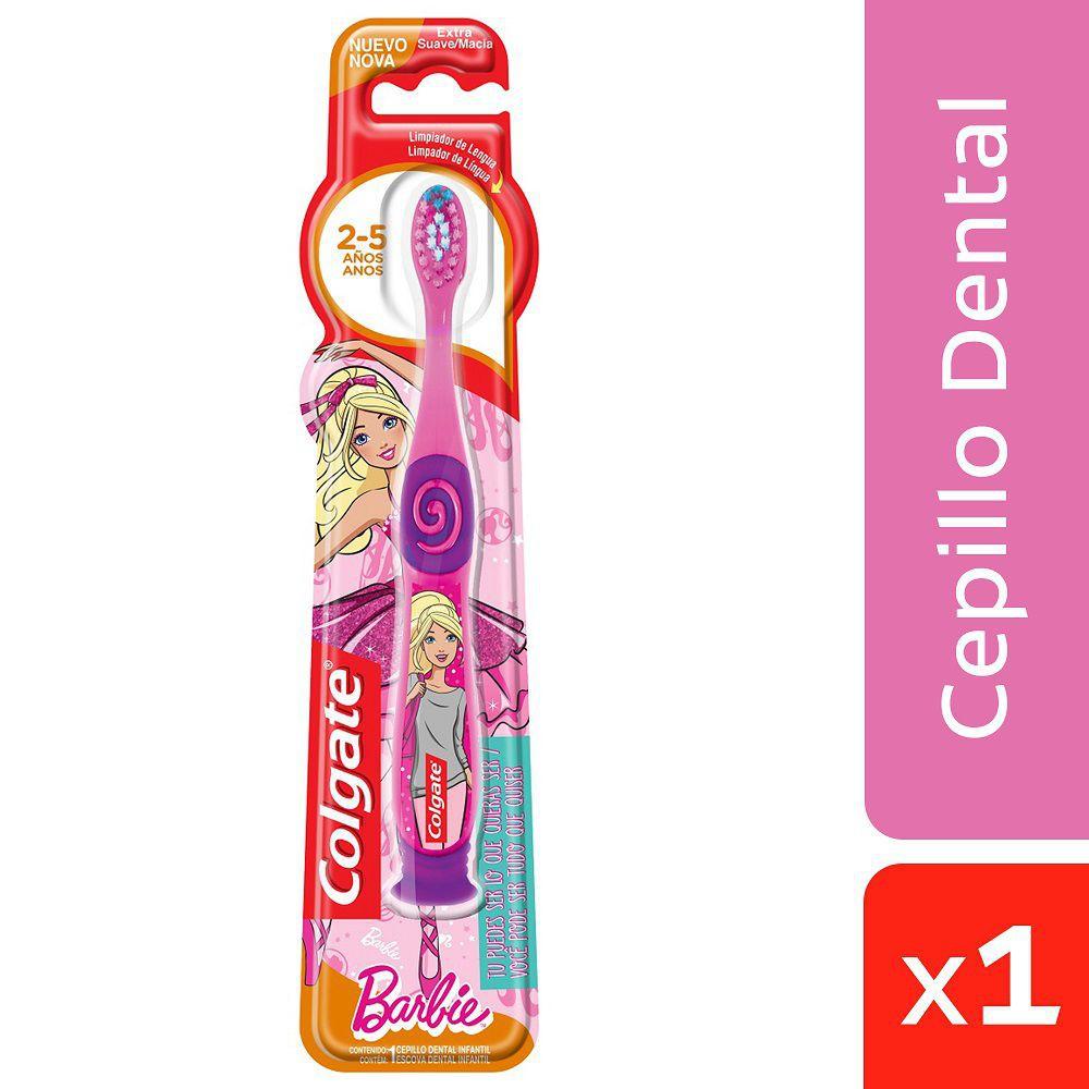 Cepillo dental smiles niños 2- 5+ años