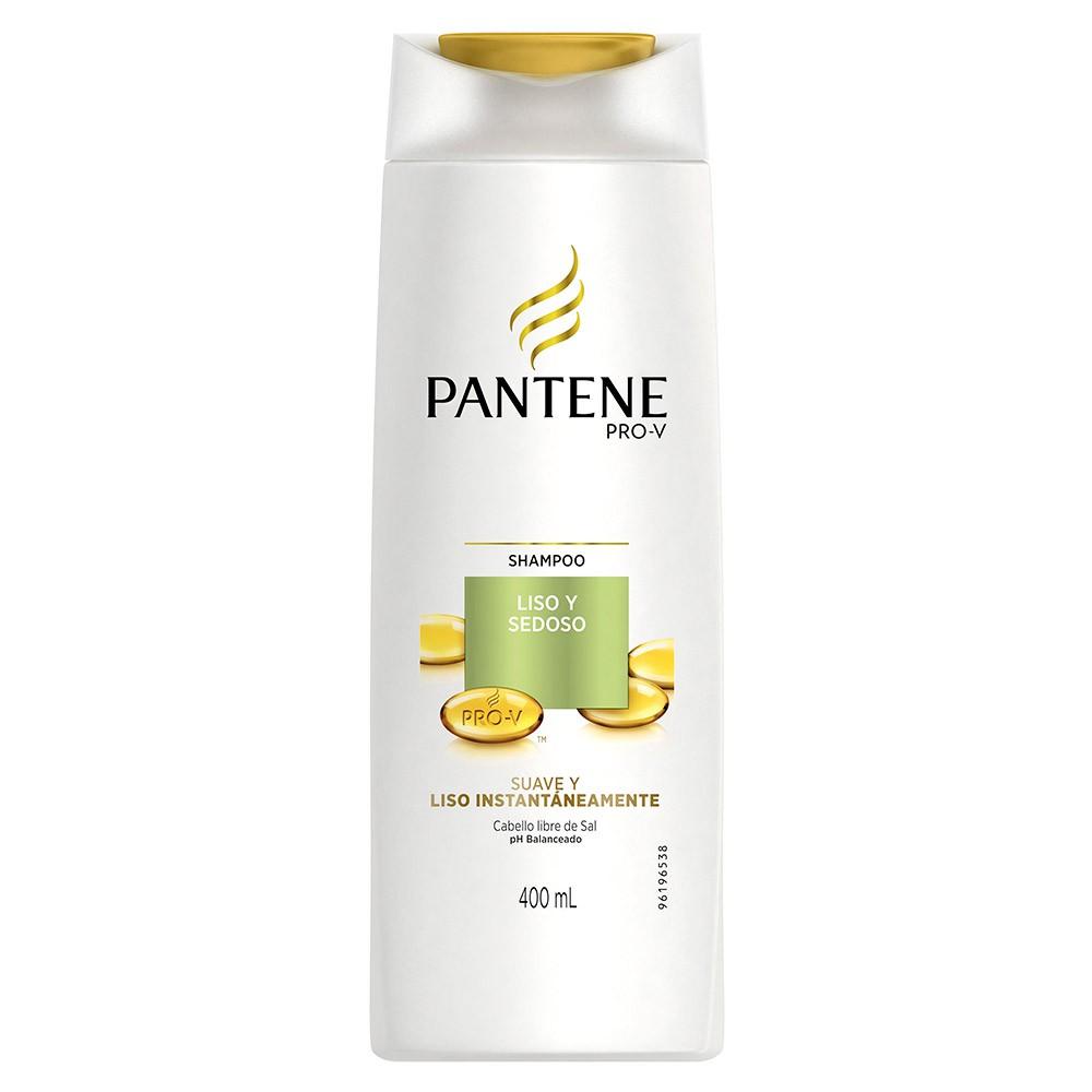 Pantene Pro-V Liso y Sedoso Shampoo