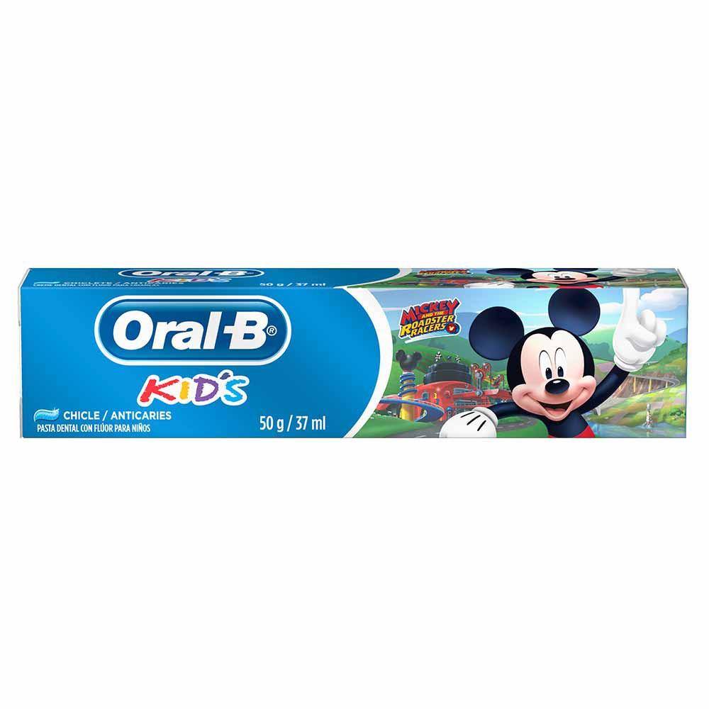 Crema dental Oral B kids edición mickey