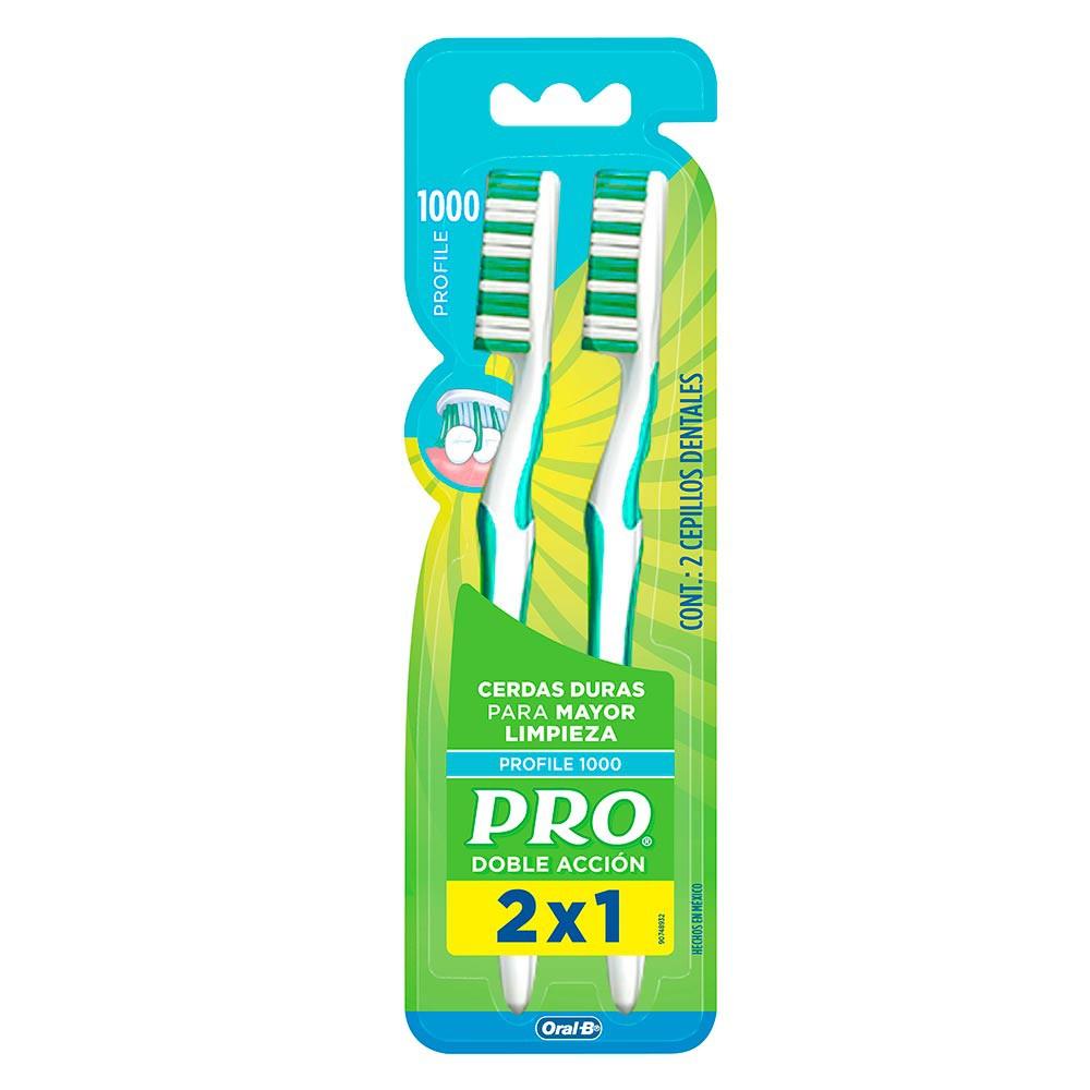 Oral-B Pro-Salud Profile Doble Acción Cepillo Dental