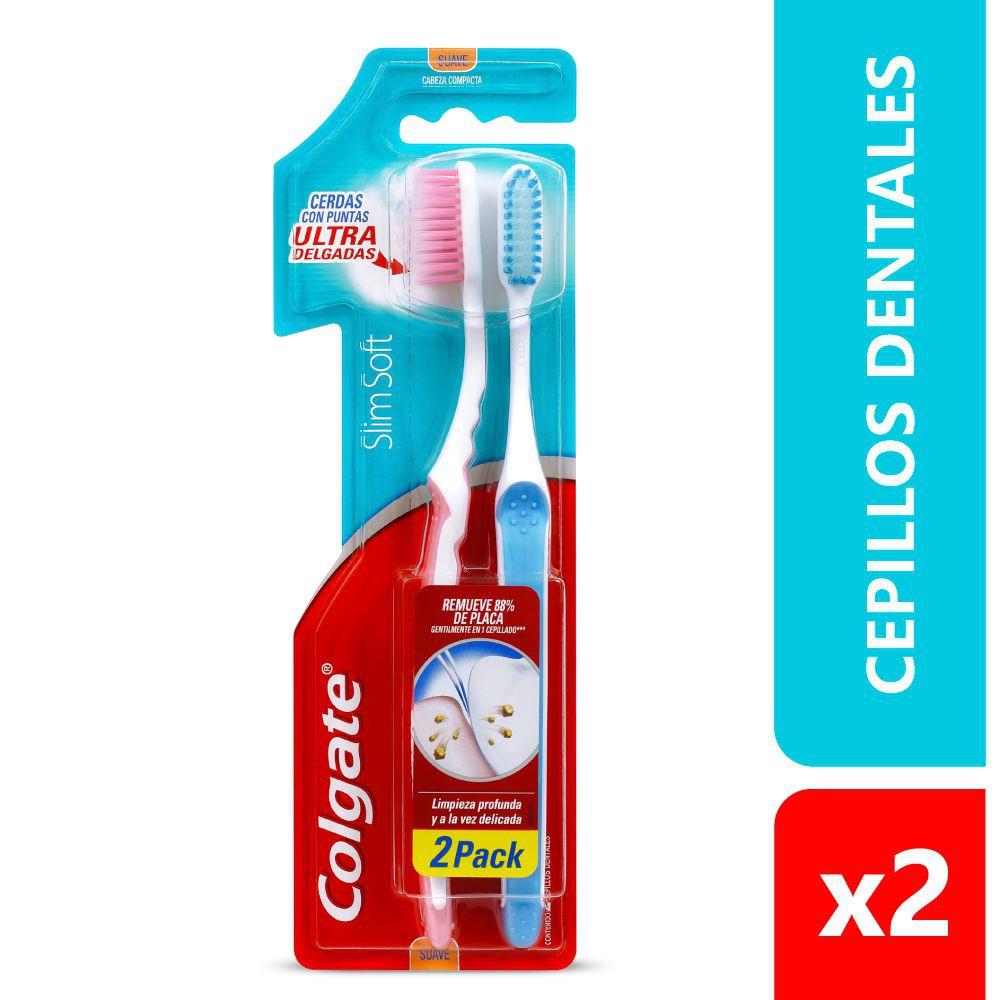 Cepillo dental slim soft