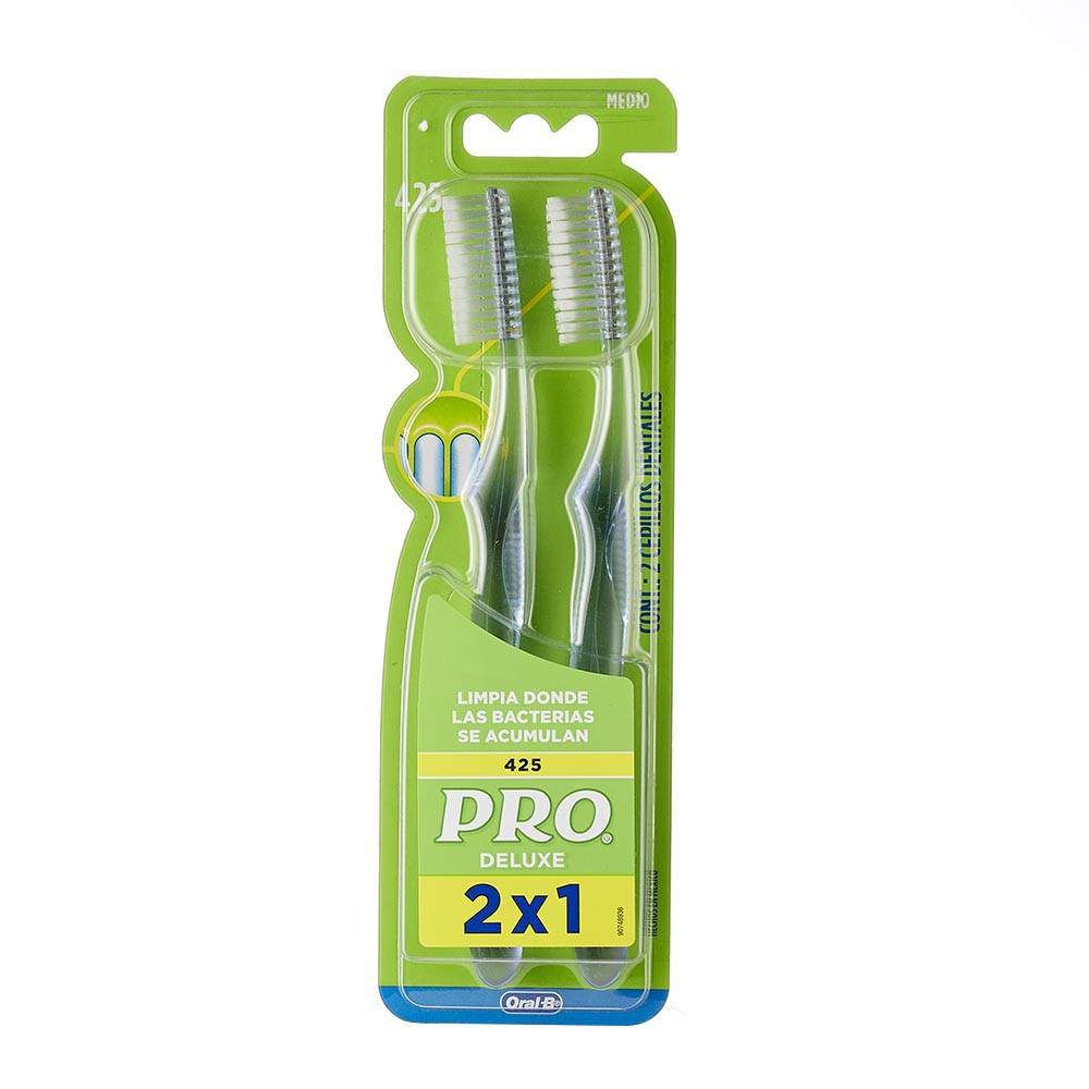 Cepillo 425 medio Pro 2 x 1 precio especial