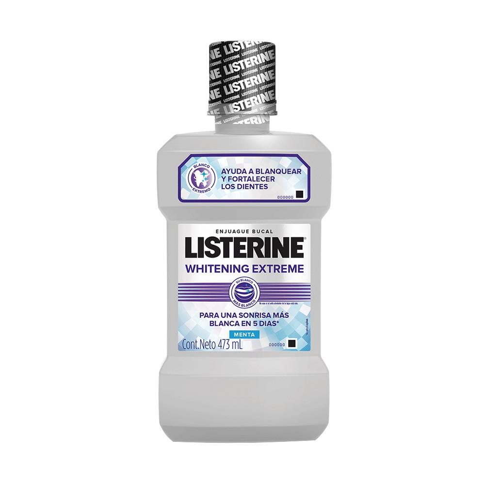 Listerine Whitening Extreme