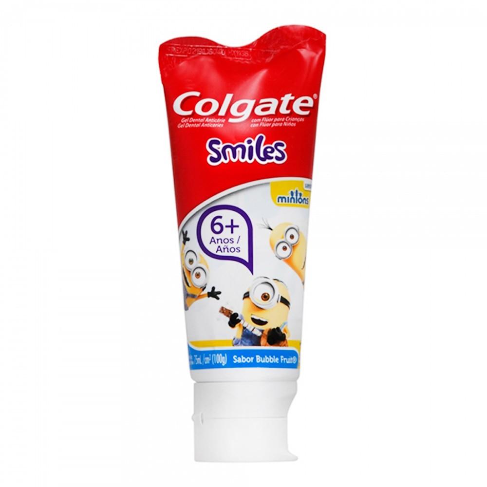 Crema Dental Smiles Minions x 750 ml
