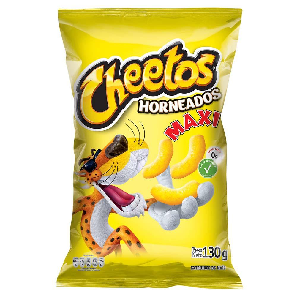 Extruidos De Maíz Maxi Cheetos Horneados