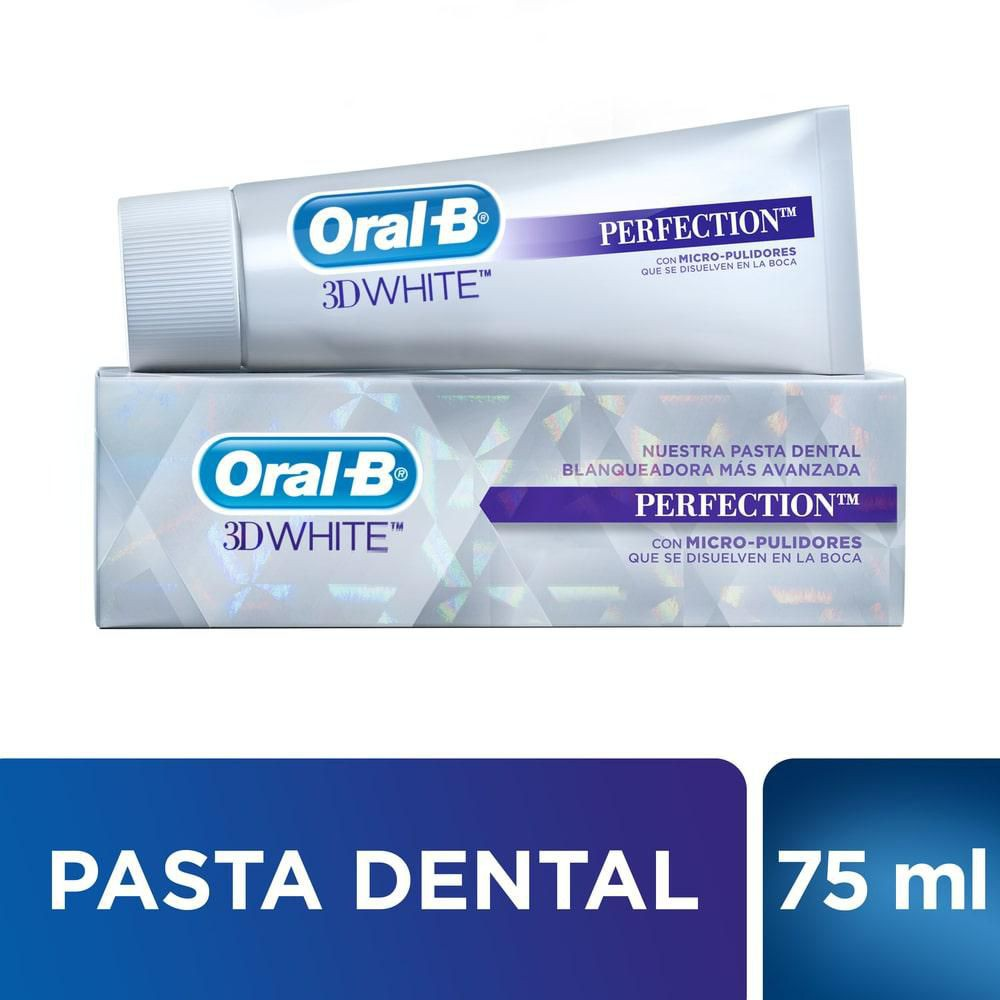 Pasta dental 3d white perfection