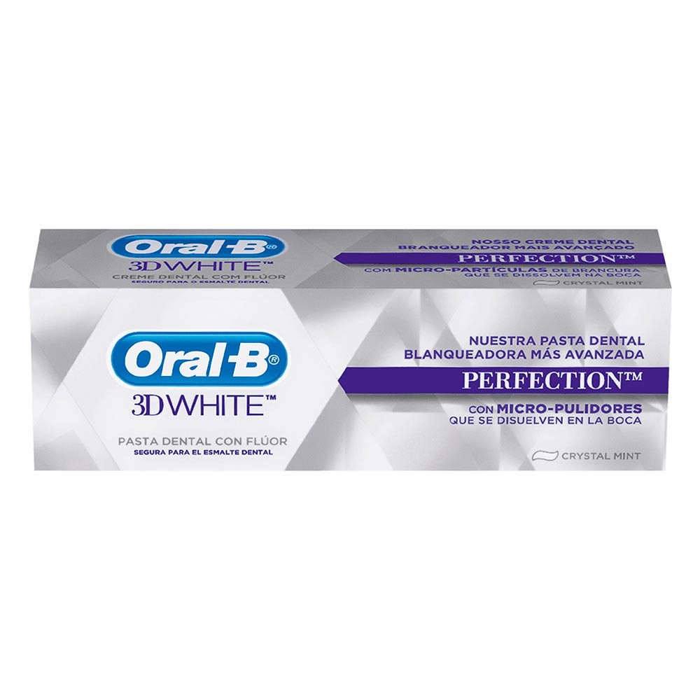 Oral-B 3D White Perfection Pasta Dental