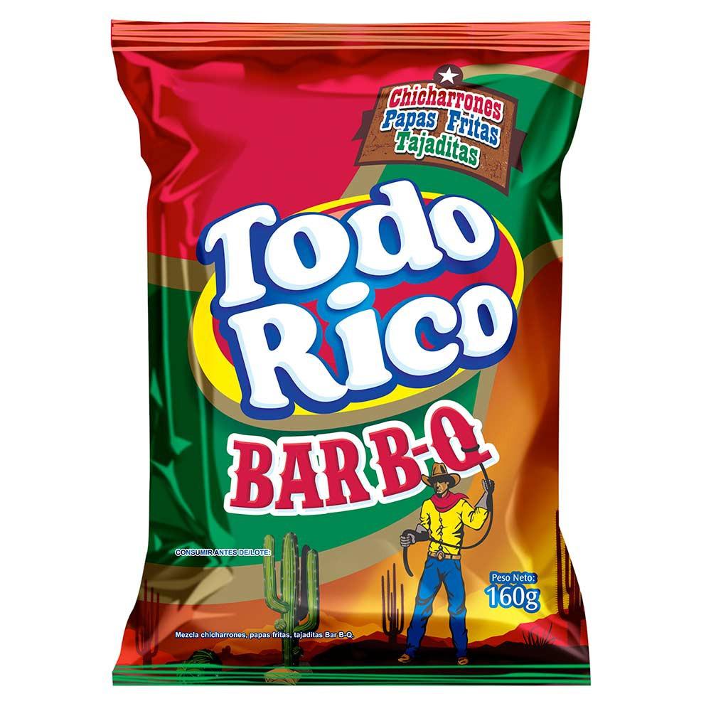 Todo Rico Barb-Q Familiar Súper Rica