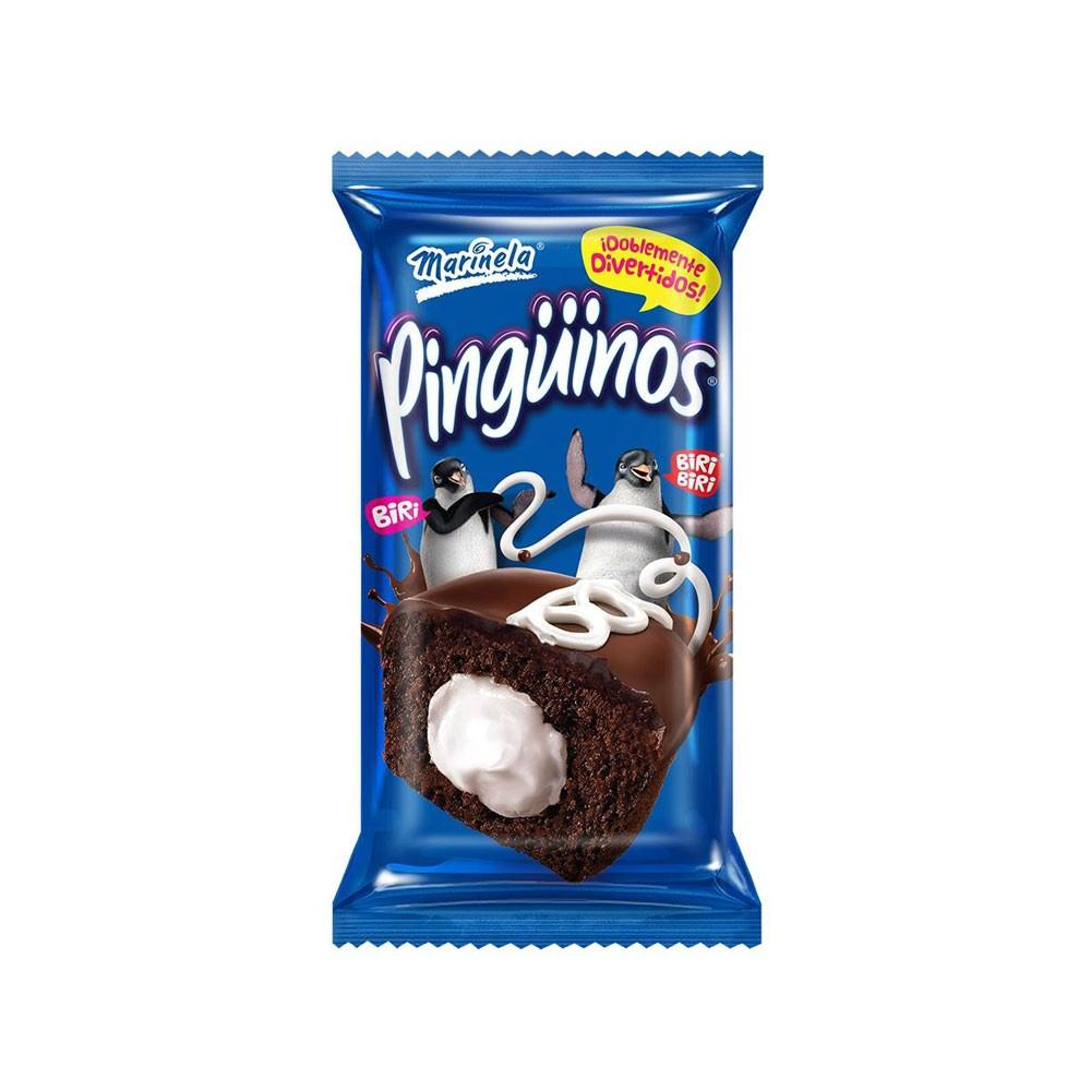 Pastelito Pingüinos galletas crema x 2 und x 80 g