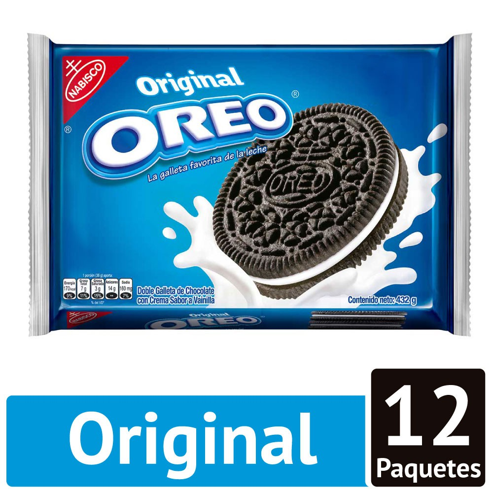 Galleta Oreo Original