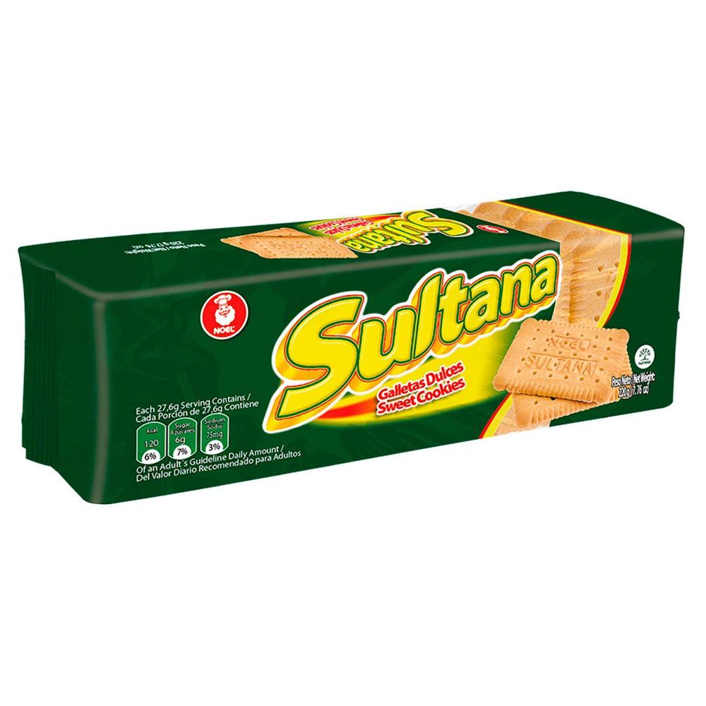 Galletas Sultana Taco