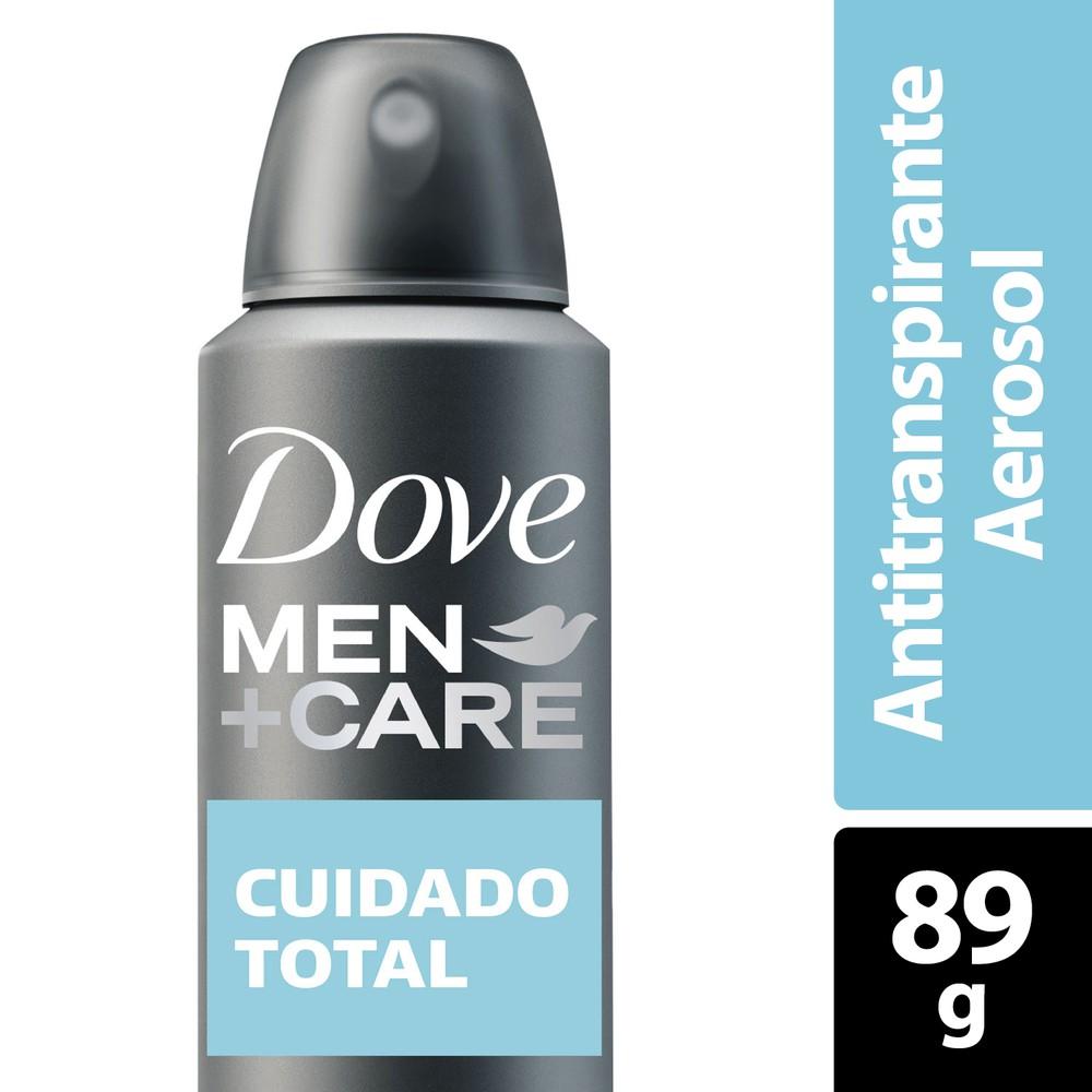 Desodorante hombre cuidado total