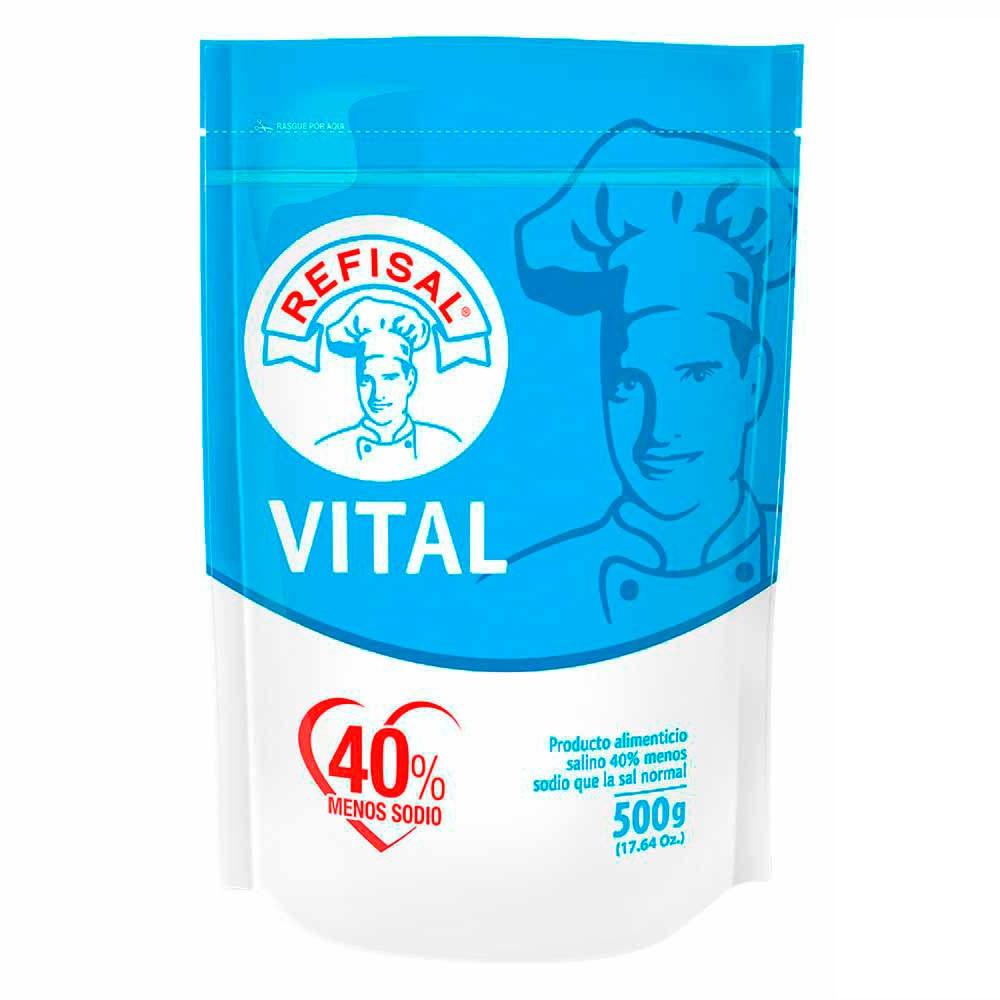 Sal Refisal Vital x 500 g
