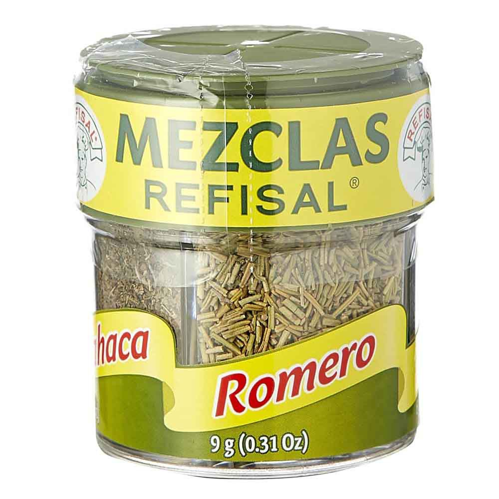 Mezcla Refisal hierbas perejil orégano romero