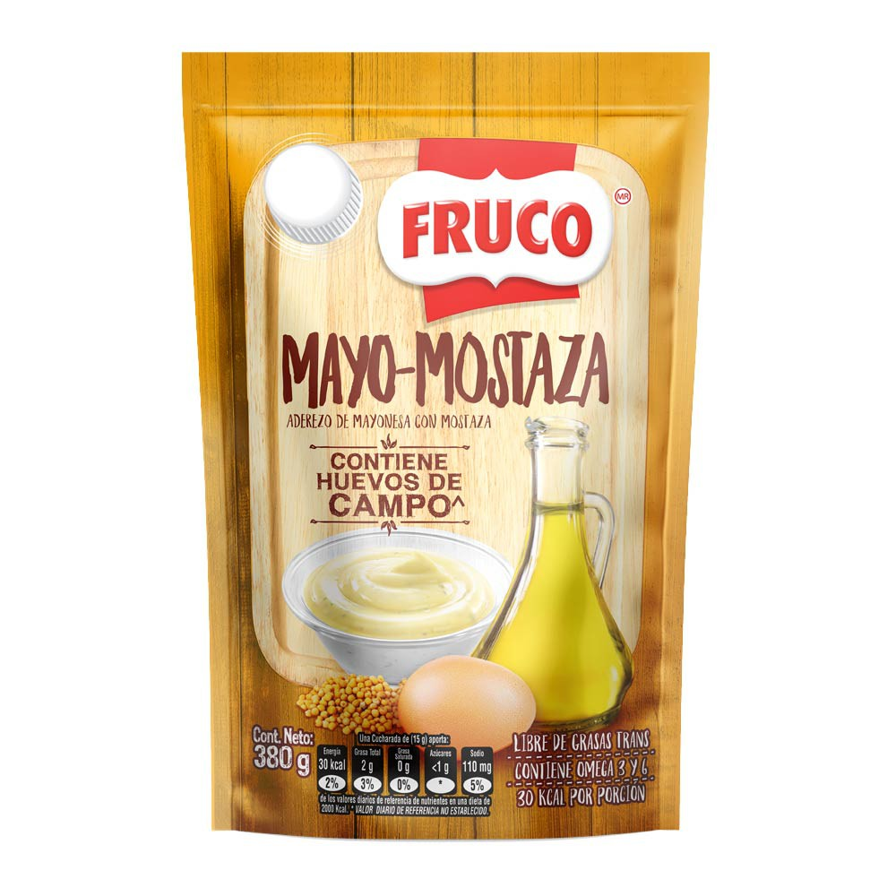 Salsa Fruco mayo mostaza