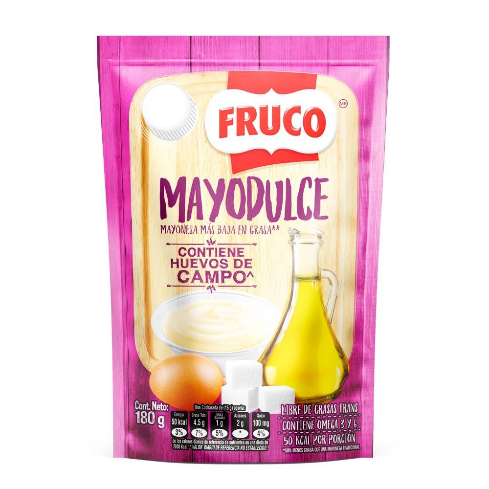 Mayonesa Fruco mayodulce