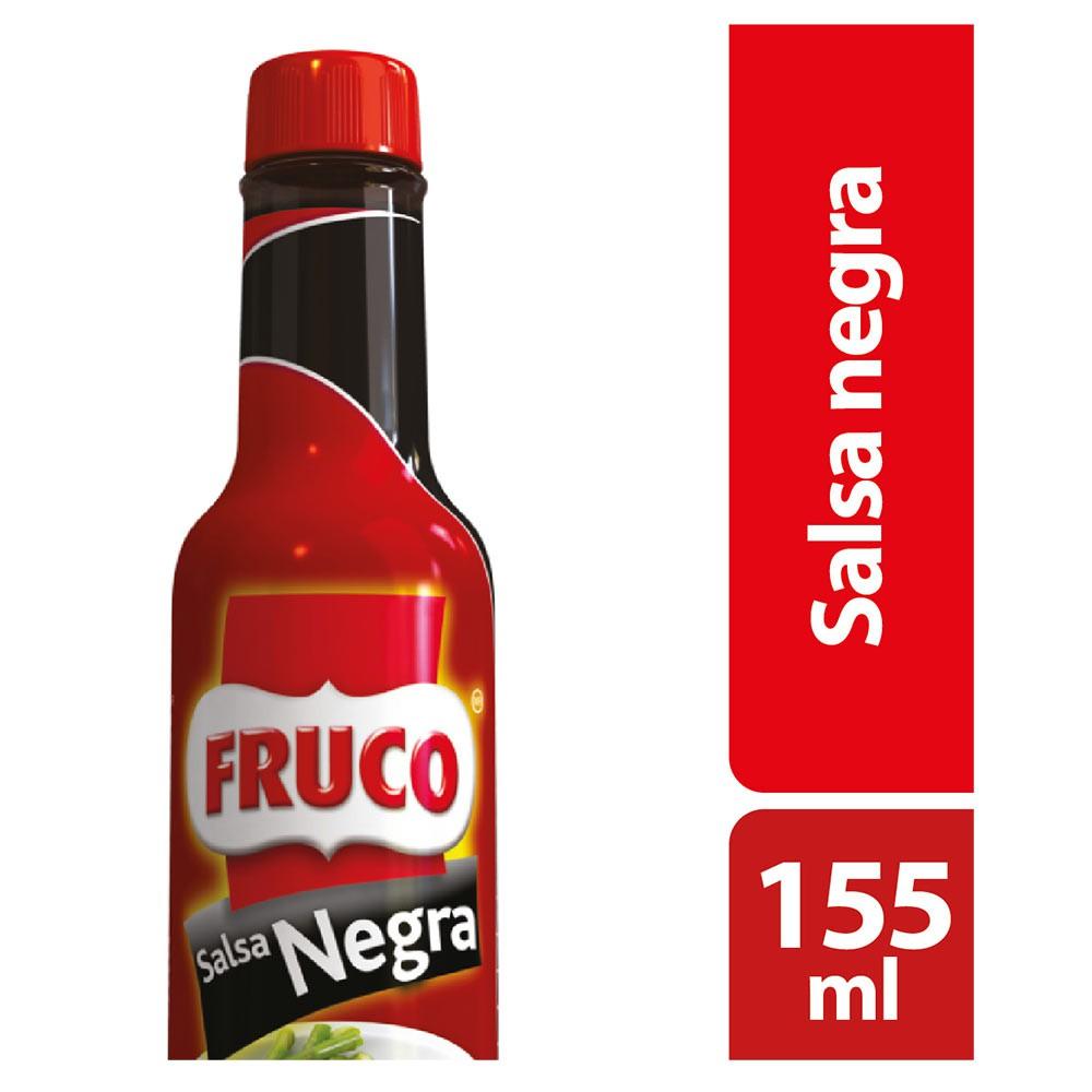 Salsa negra Fruco