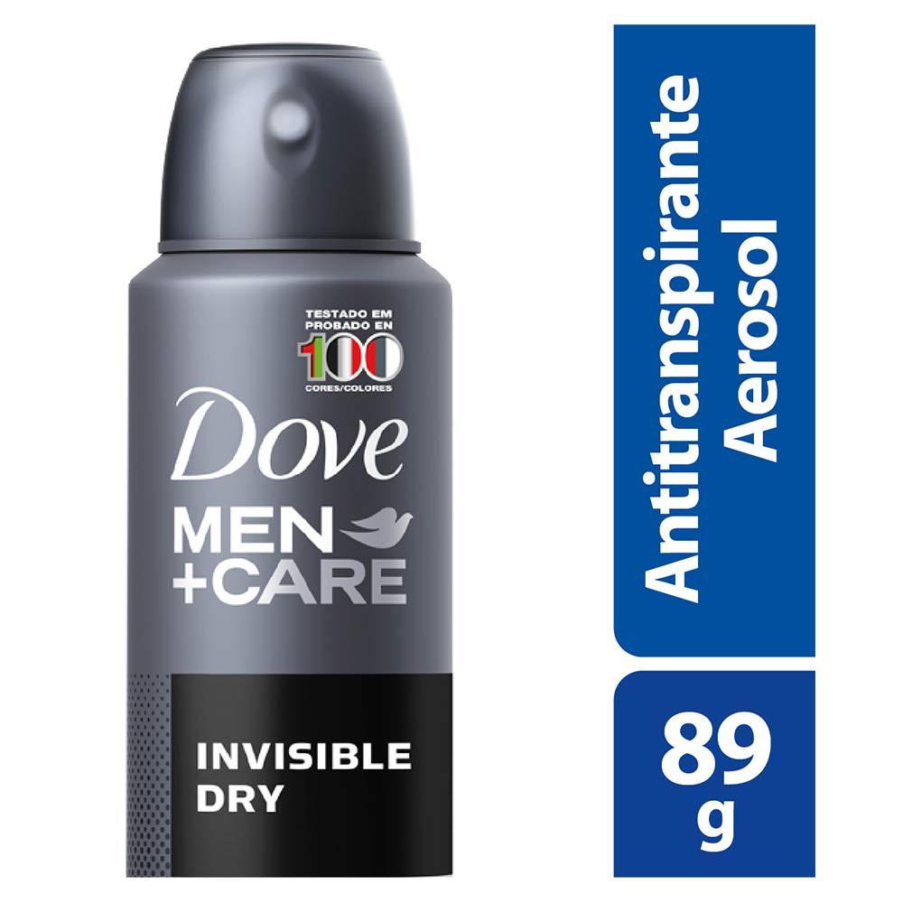 Desodorante antitranspirante Dove invisible dry para hombre