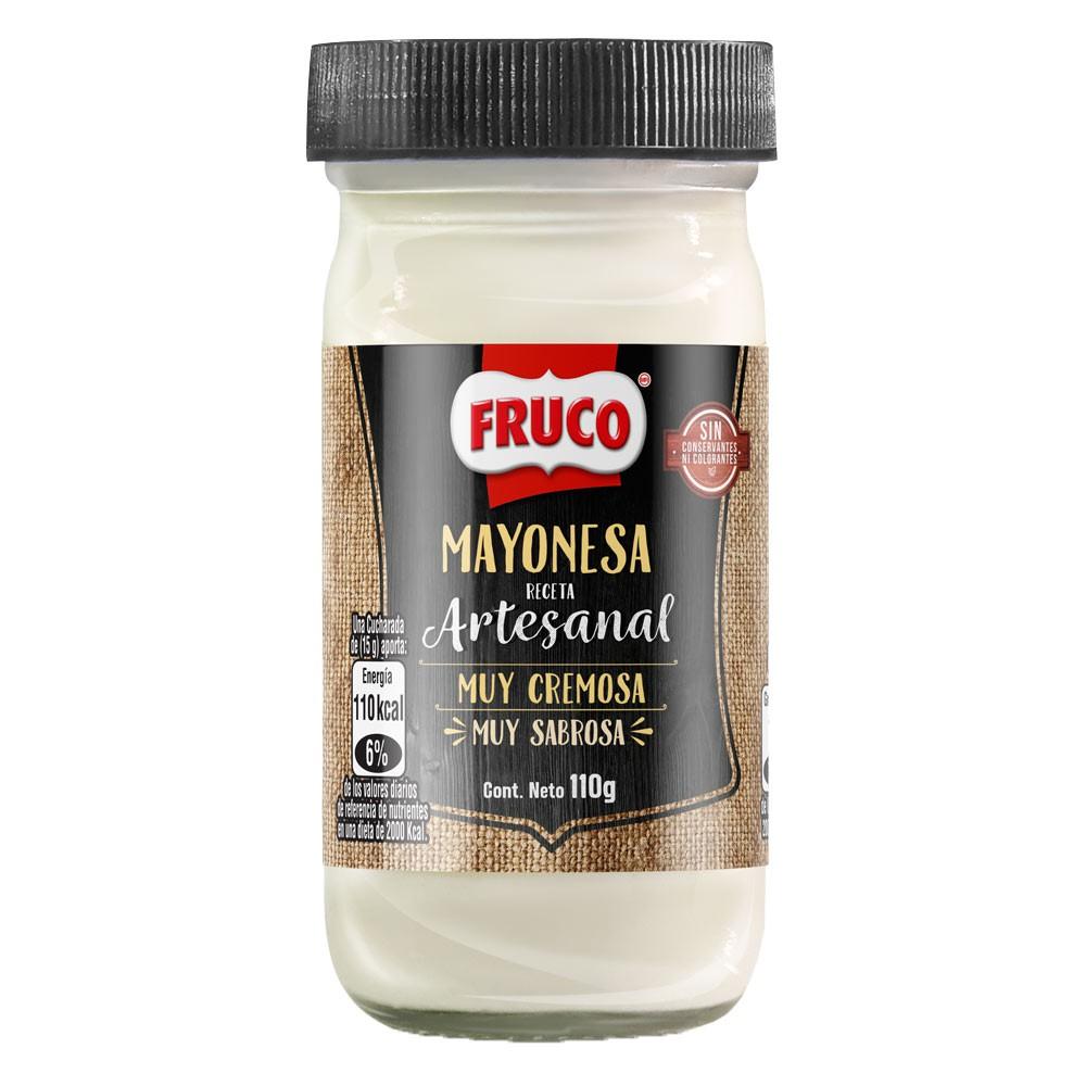 Mayonesa Fruco artesanal