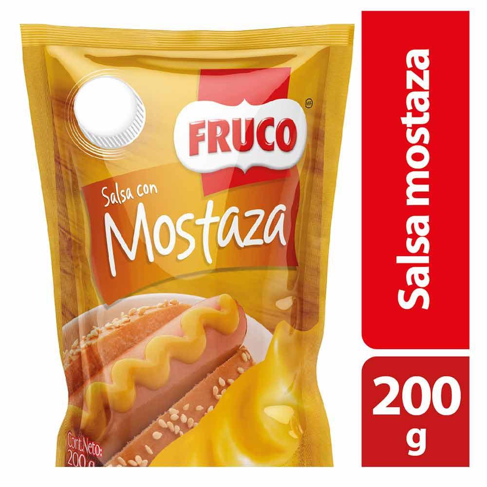 Mostaza Fruco