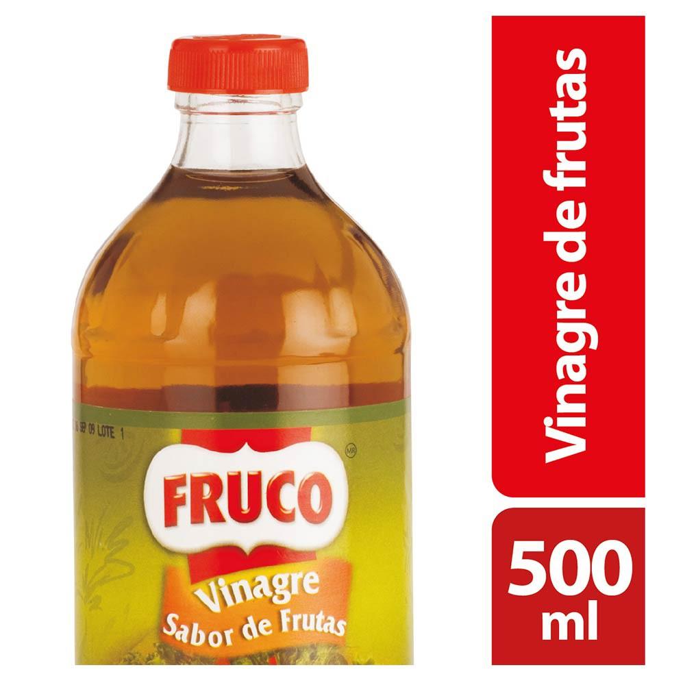 Vinagre de frutas Fruco