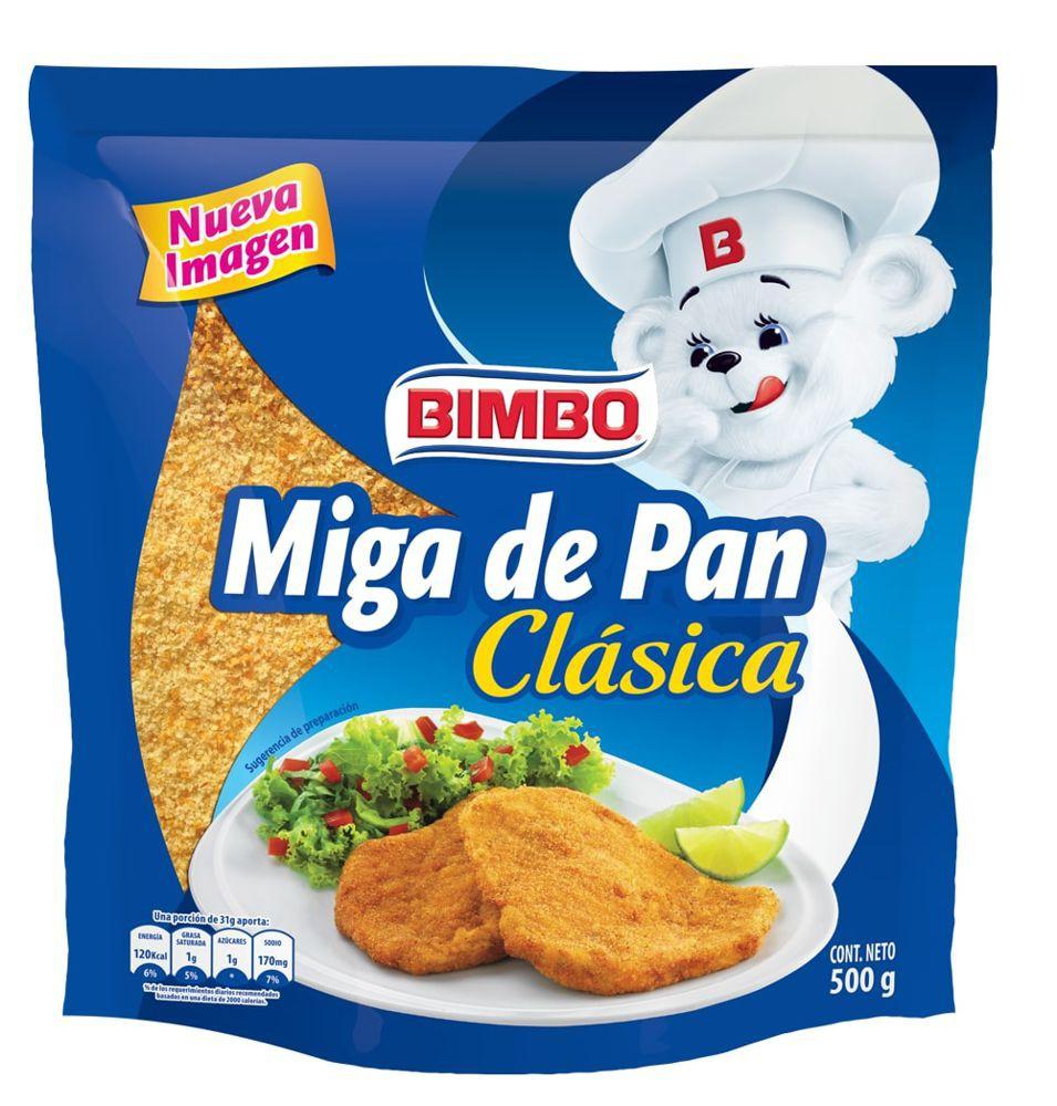 Miga de Pan Bimbo