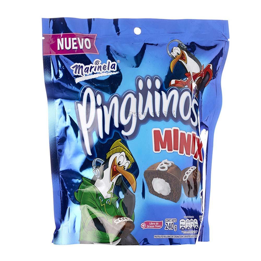Pinguinos Marinela Minix