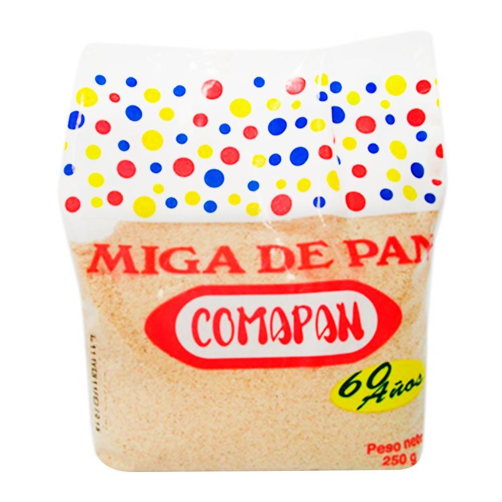 Miga De Pan Comapan