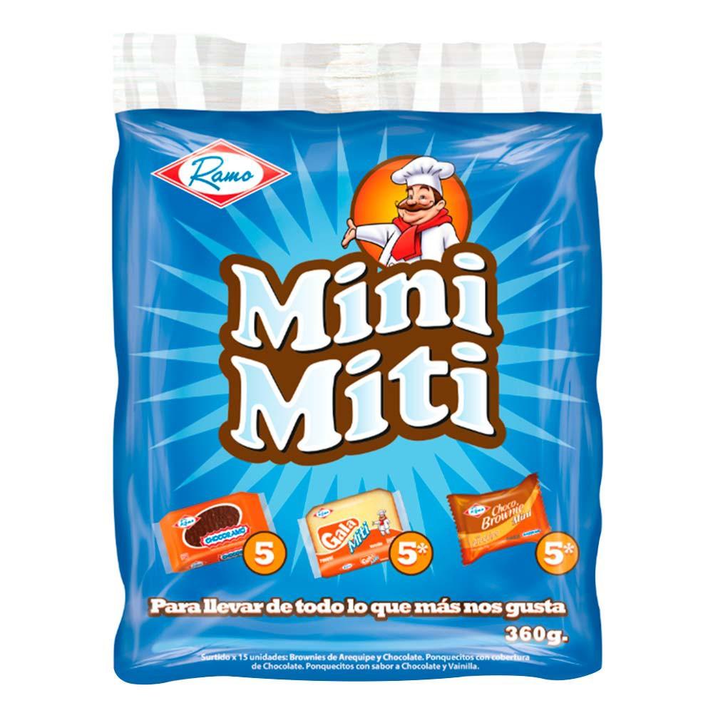 Mini Miti Ramo surtido
