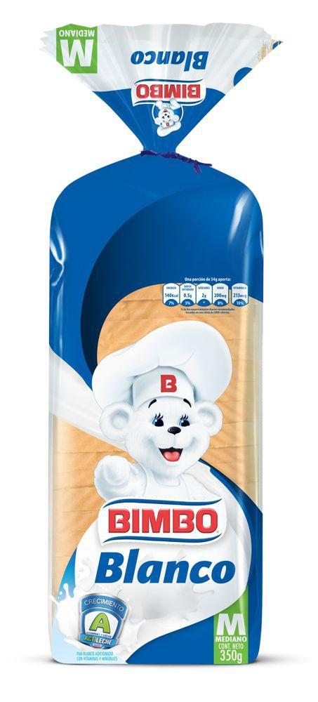 Pan blanco M