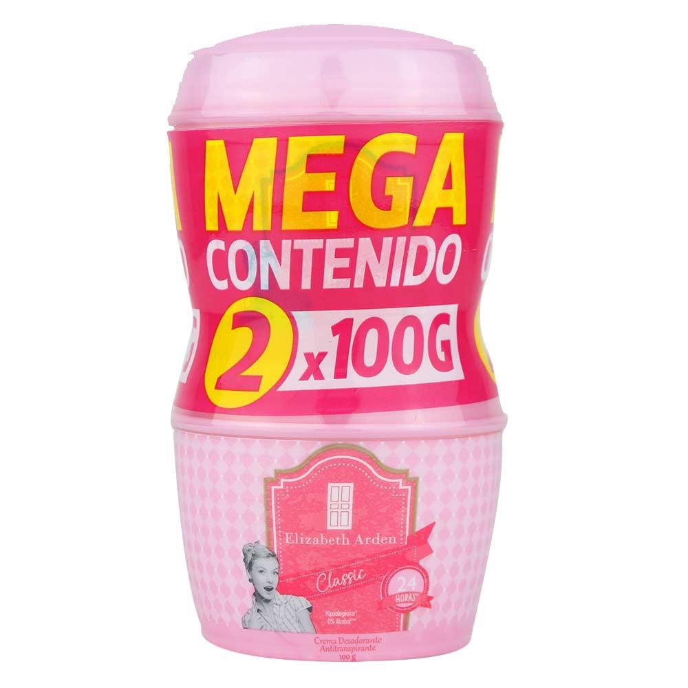 Desodorante EA classic crema