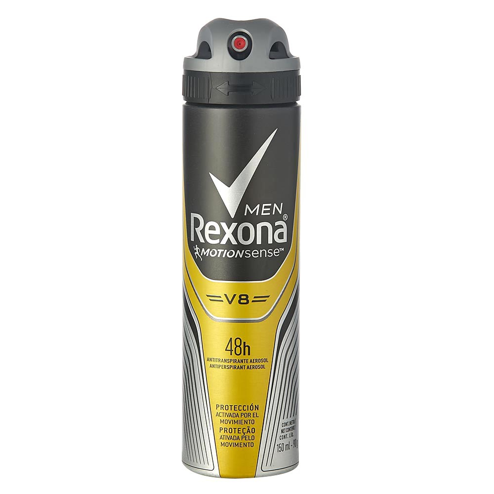 Desodorante rexonav8 men aerosol