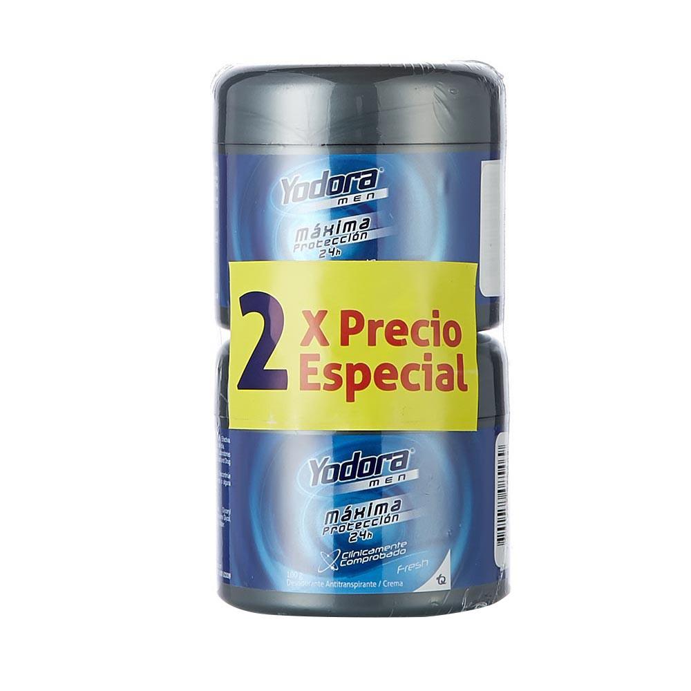 Desodorante Yodora crema atp fresh