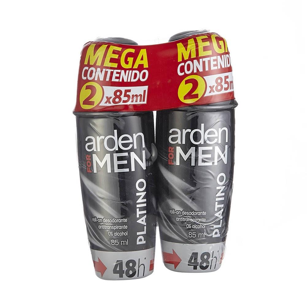 Desodorante Arden For Men pltn. Antitrans