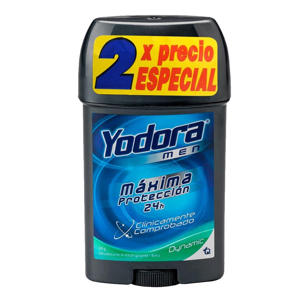 Desodorante Yodora gel Dynamic Frasco