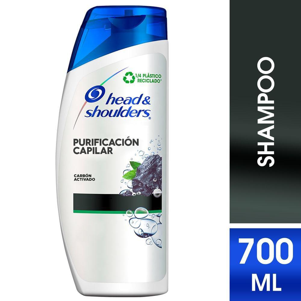 Shampoo purificación capilar