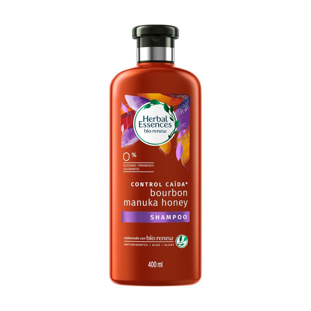 Shampoo Herbal Essences bourbon manuka honey