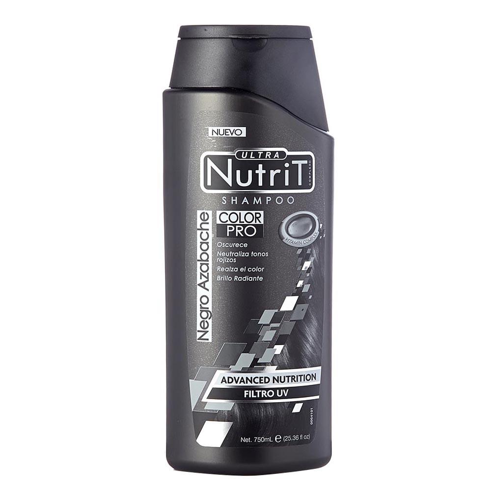 Shampoo Nutrit cabello negro