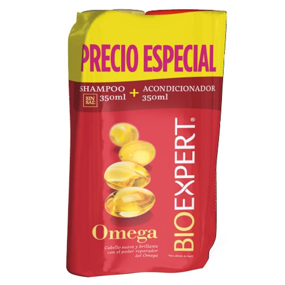 Shampoo Bioexpert omega