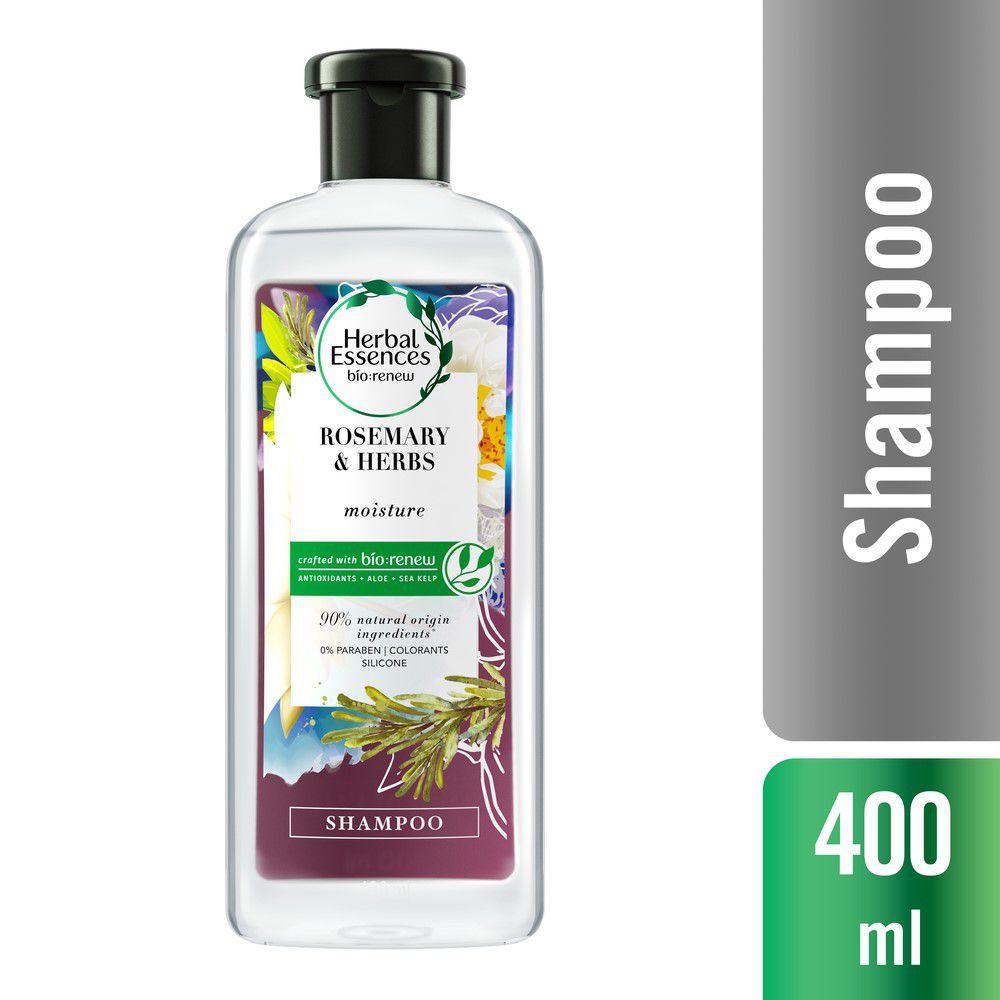 Shampoo rosemary & herbs