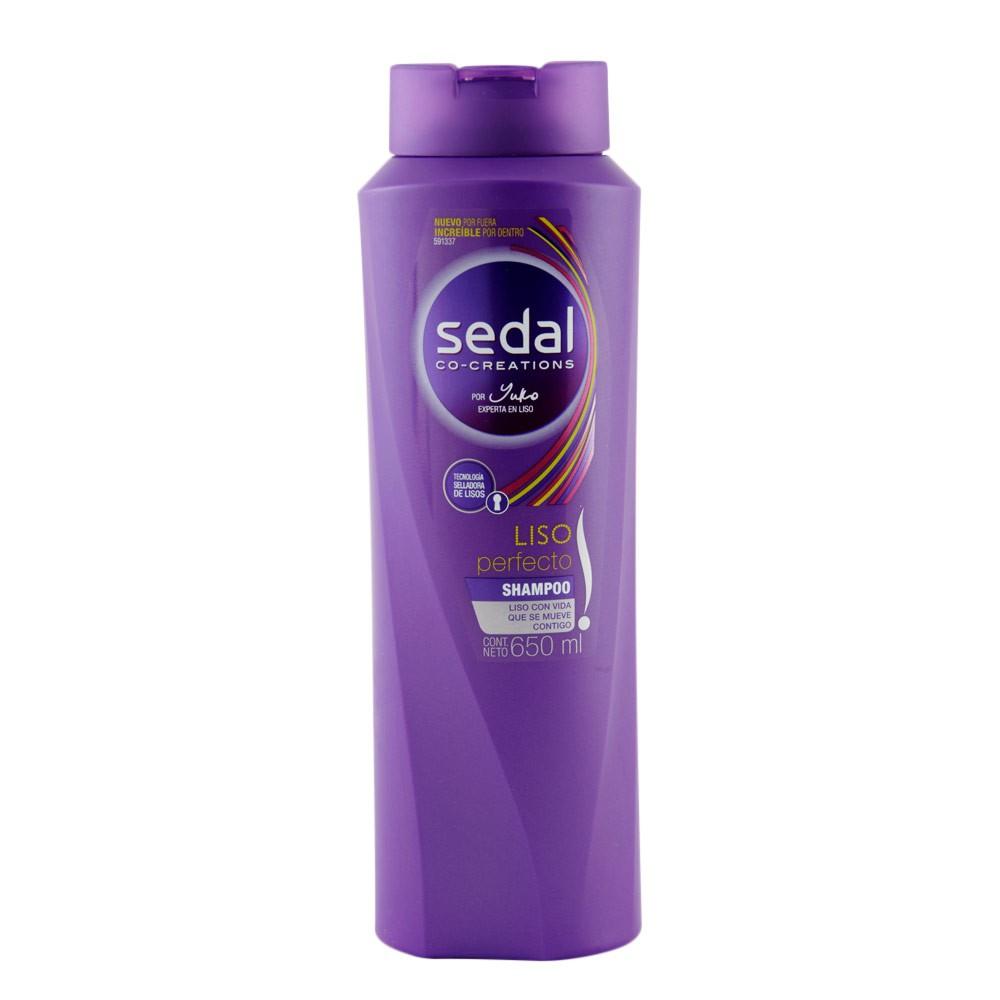 Shampoo Sedal liso perfecto