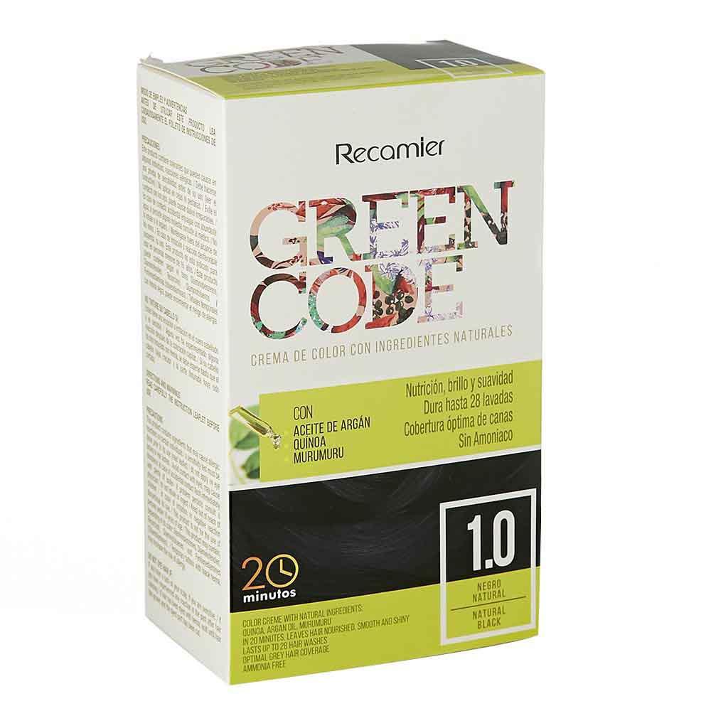 Kit Green Code Tono No. 1.0 x 3unds x 175g