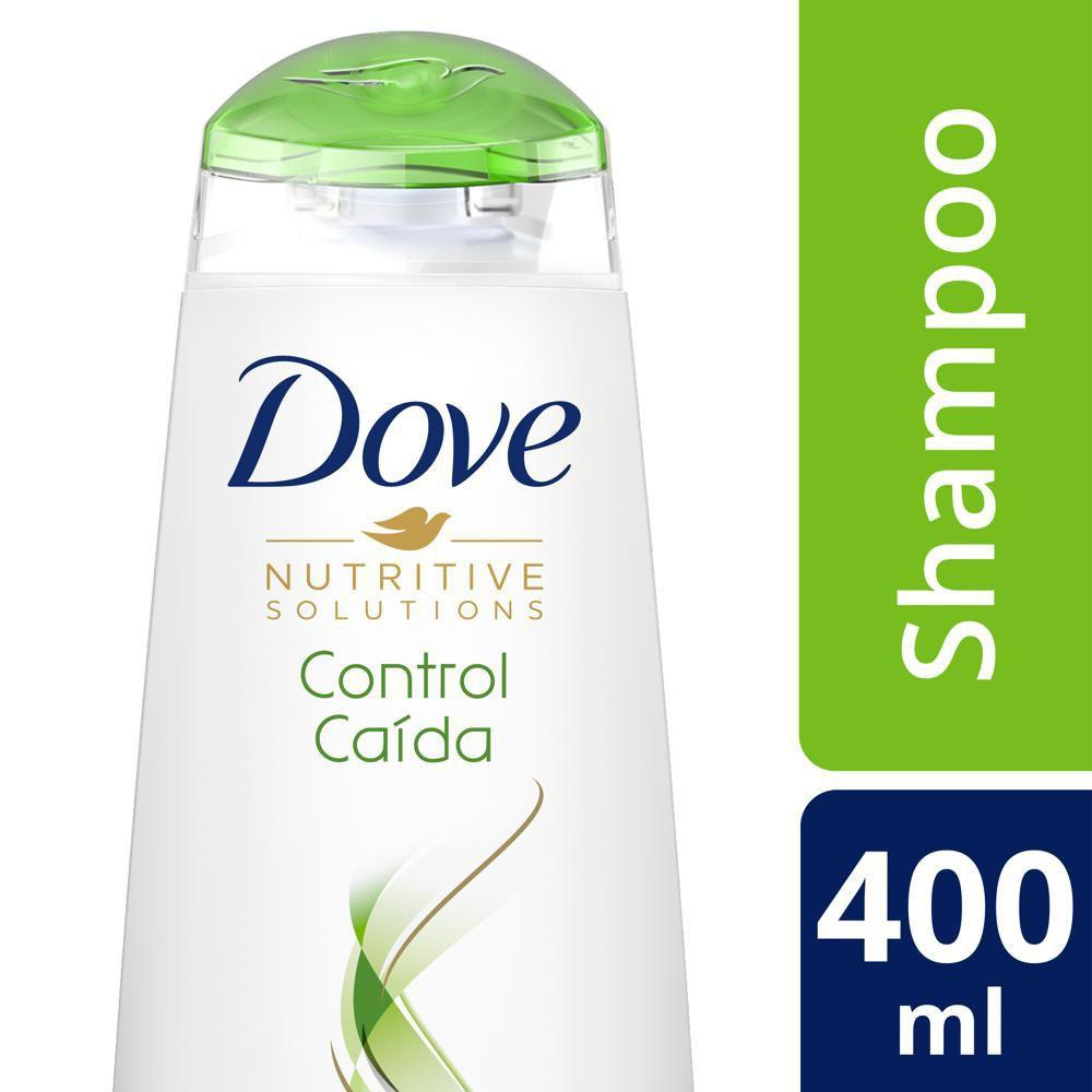 Shampoo Dove control caída