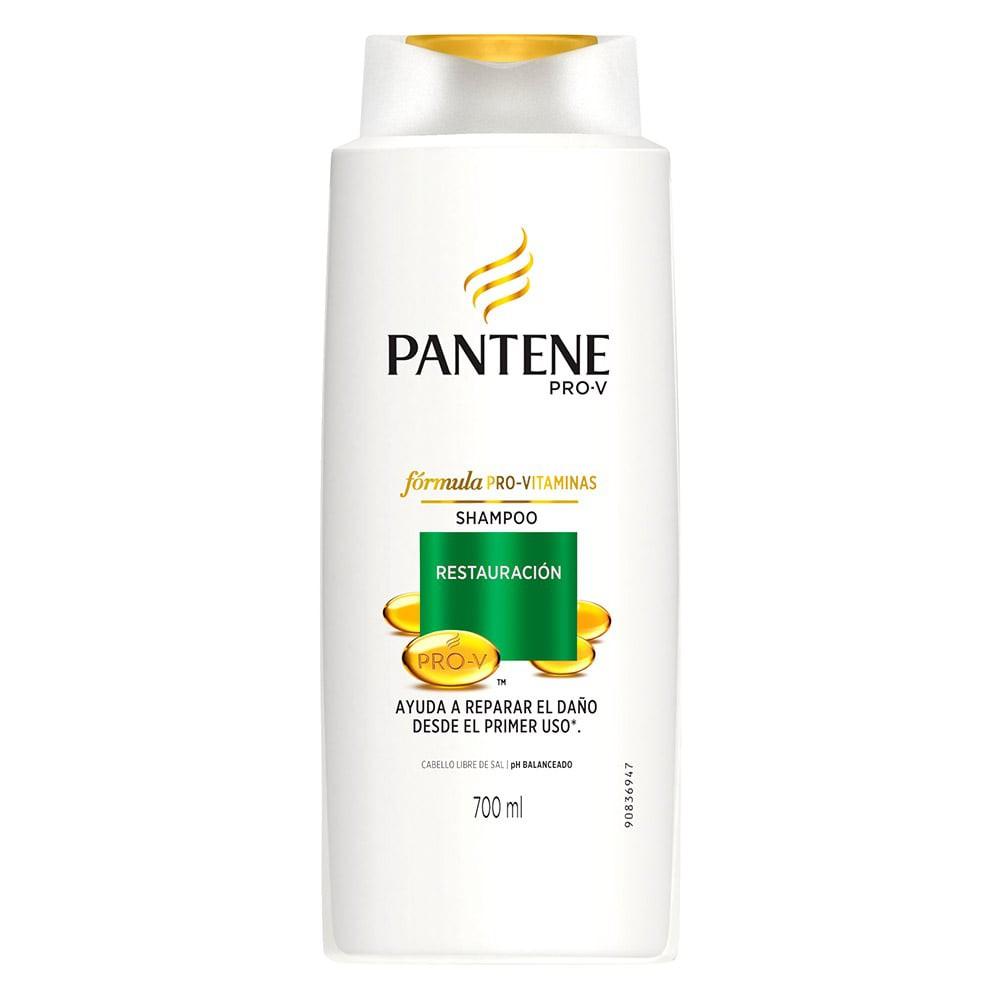 Shampoo restauración