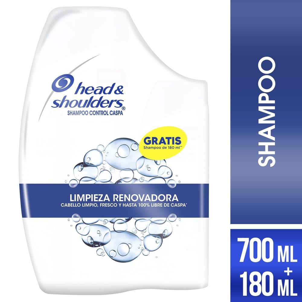 Shampoo limpieza renovadora
