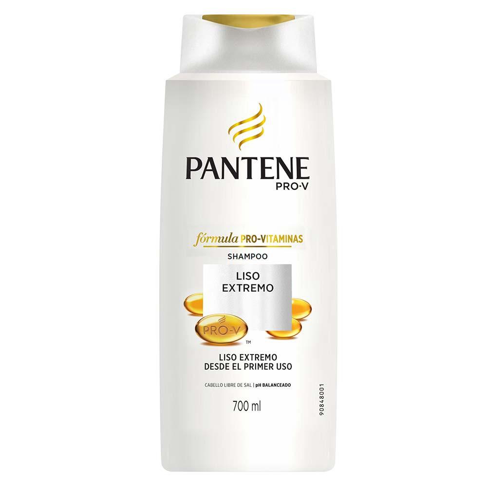 Shampoo Pantene liso extremo pro vitaminas